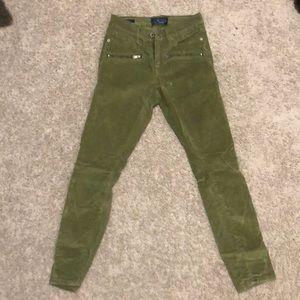 Corduroy Lucky Brand Pants
